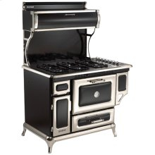 "Black 48"" Classic Dual Fuel Range - Model 5210"