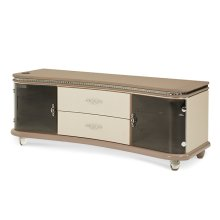 Entertainment Console w/Docking Station