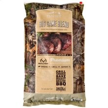 Realtree Big Game Blend Wood Pellets