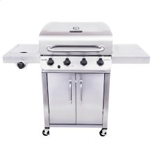 Performance 4-Burner Gas Grill