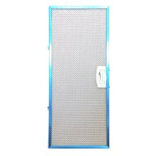Dishwasher safe aluminum mesh filter that fits all model XOI28 hoods.