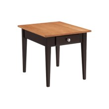 Classic Shaker End Table Large