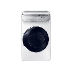 7.5 cu. ft. FlexDry Electric Dryer in White Product Image