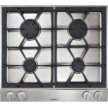 200 series Vario 200 series gas cooktop Stainless steel control panel Width 24 '' Natural gas