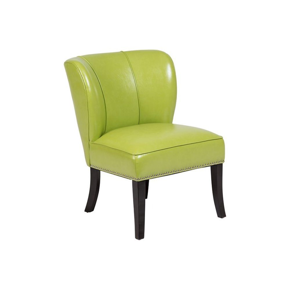 Ipanema AC319 Lime Green Accent Chair