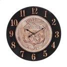 Americana clock. Product Image