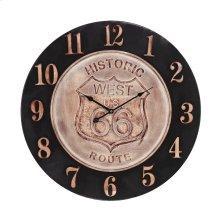 Americana clock.