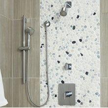 Rem Water Saving Multifunction Showerhead - Polished Chrome