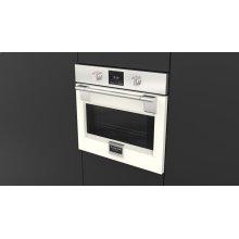 """30"""" Pro Single Oven - Matte White"""