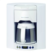 Built-In 4 Cup or Single Cup-Programmable - White: BE-104R-223A