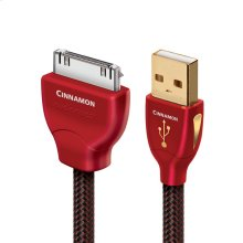 Audioquest Cinnamon iPod 30-pin to USB Cable