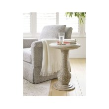 Biscayne Round End Table