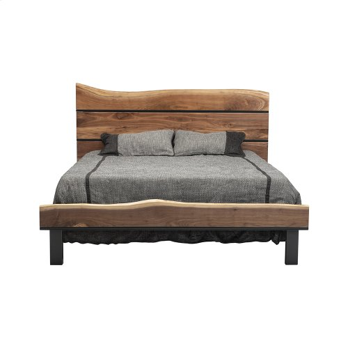 Troubadour Bed - King Headboard Only