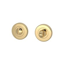 Snib Turn & Release Solid In Polished Brass