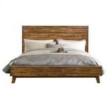 Eastern Platform Bed, All Solid