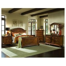 BP450NSC Brook Chestnut Nightstand
