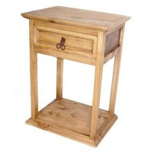 Budget Tall Nightstand