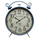 Life is Beautiful Blue Wall Clock Product Image