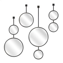 Jackson Wall Mirrors - Set of 4