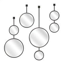 Jackson Wall Mirrors - Set of 4