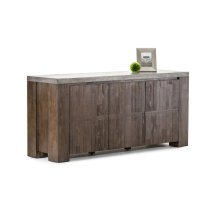 Modrest Urban Modern Concrete Top Buffet