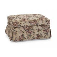 Olympia Fabric Ottoman