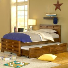 Heartland Twin Bed Shown With Trundle Option