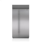 "42"" Classic Side-by-Side Refrigerator/Freezer with Internal Dispenser Product Image"