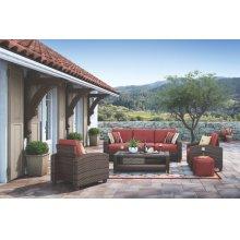 Sofa/Chairs/Table Set (4/CN)