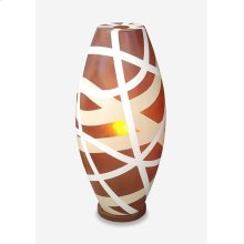 (LS) Cape Town Table Lamp (12X12X26)