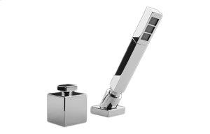 Solar Deck-Mounted Handshower & Diverter Set Product Image