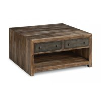 Fulton Square Coffee Table with Casters Product Image