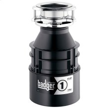 Badger 1 Garbage Disposal