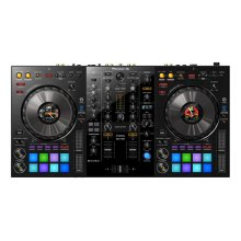 2-channel portable DJ controller for rekordbox dj