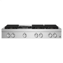 """NOIR 48"""" Gas Professional-Style Rangetop with Grill"""