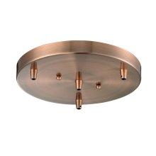 211-AC - 3 LIGHT PAN ACCESORY