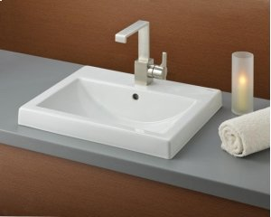 CAMILLA Semi-Recessed Basin Product Image