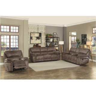 Hadden Reclining Loveseat w/ Center Console