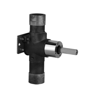In-wall rough valve only for high flow stop valve 37668