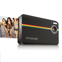 Polaroid 10-Megapixel Instant Print Digital Camera Z2300B with ZINK Zero Ink Printing Technology, Black