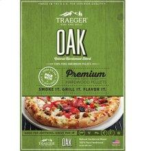 Oak BBQ Wood Pellets