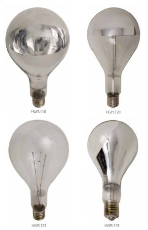 Light Bulbs  clear Product Image