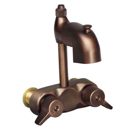 Tub Filler with Diverter - Oil Rubbed Bronze