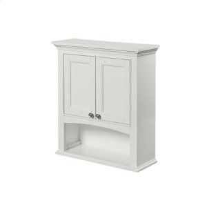"Framingham 24"" Bath Valet - Polar White Product Image"