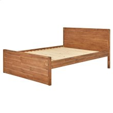 Sorrento KD Queen Bed Set, Newton Brown