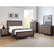 Tacoma 4 Piece Bedroom Set Product Image