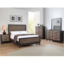 Tacoma 4 Piece Bedroom Set