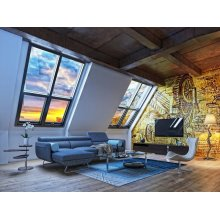 Modern Prep Living Room