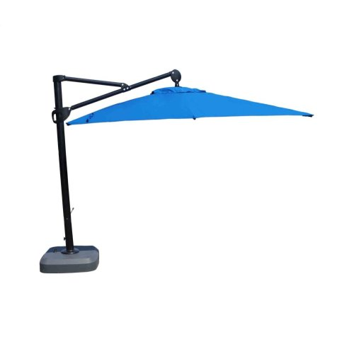 Patio Umbrella : Chelsea 10 ft. Square Cantilever