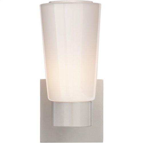 Visual Comfort BBL2105GY-WG Barbara Barry Acme 1 Light 4 inch Gray Decorative Wall Light